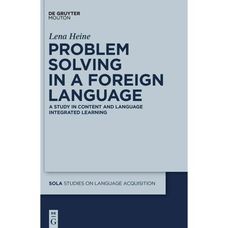Problem Solving in a Foreign Language