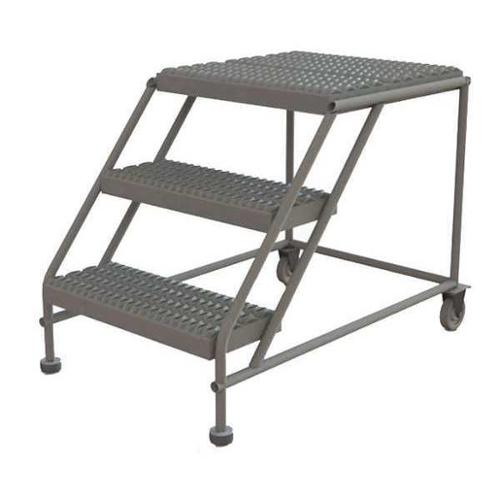 "TRI-ARC WLWP032424 Mobile Work Platform,3 Step,Steel,30"" G0978945"