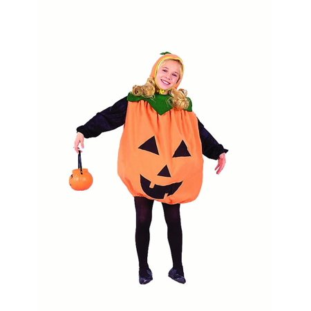Pumpkin Child Costume (Pumkin Costumes)