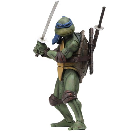 Teenage Mutant Ninja Turtles 1990 Movie Leonardo Action Figure](Nickelodeon Teenage Mutant Ninja Turtles Leonardo)
