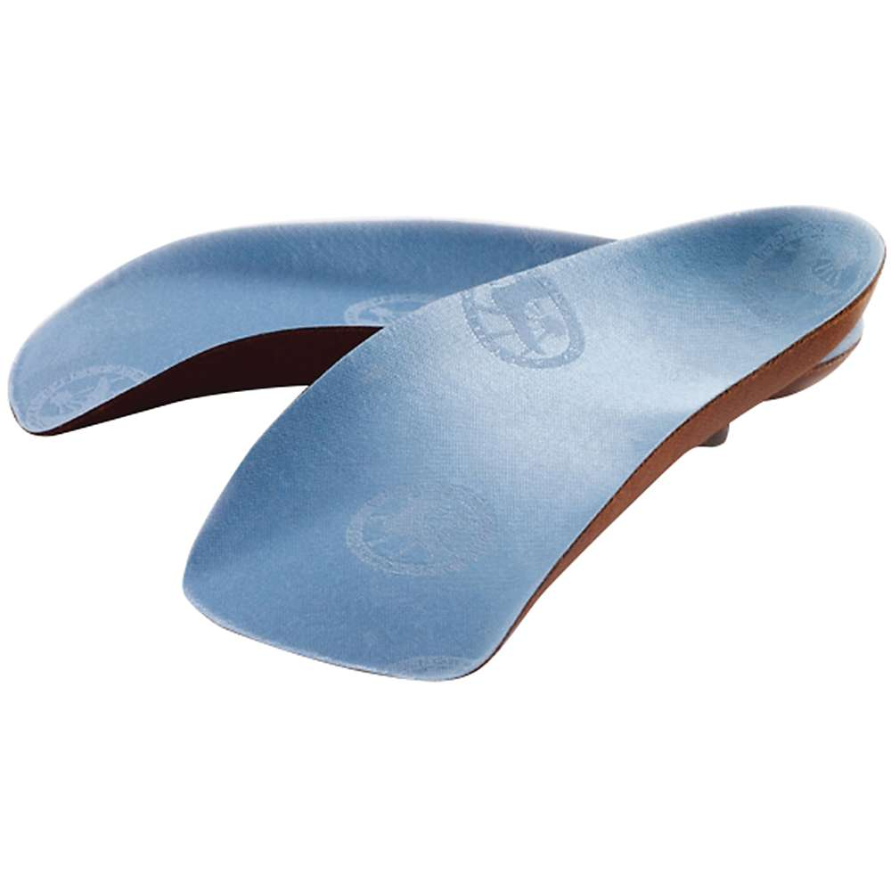 birkenstock blue casual arch support footbed