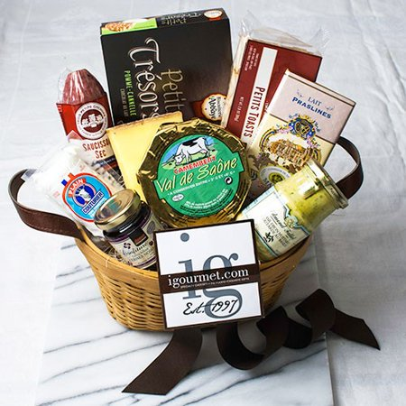 French Gilt (French Classic Gift Basket )