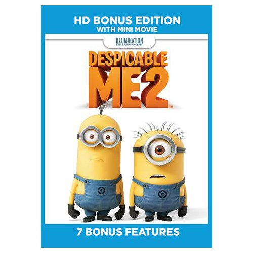 Despicable Me 2 (HD Bonus Edition) (2013)
