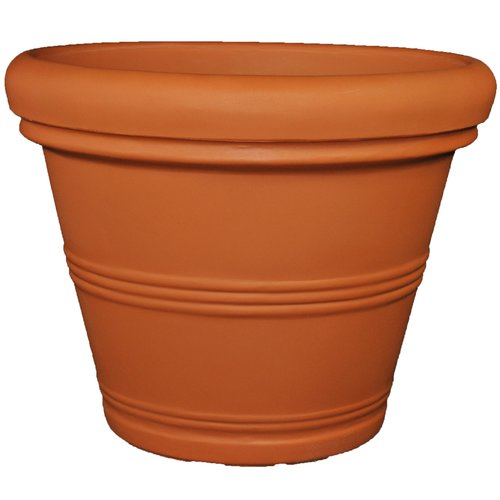 Tusco Products Plastic Pot Planter by