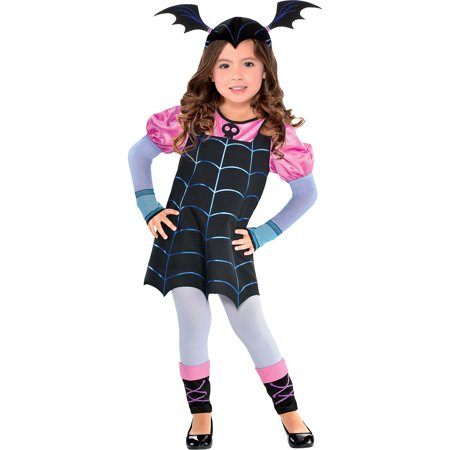 Vampirina Vee Halloween Costume for Girls, Small, with Accessories](Vee Lounge Halloween)