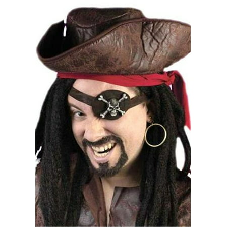 Fun World Caribbean Pirate Kit Accessory - Caribbean Accessories