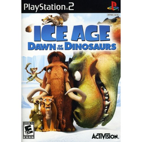 Ice Age: Dawn of the Dinosaurs (PS2)