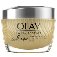 Olay Total Effects Whip Face Moisturizer SPF 25, 1.7 oz