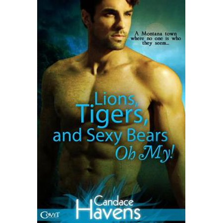 Lions, Tigers, and Sexy Bears Oh My! - eBook - Bear Pig Tiger Book Emoji