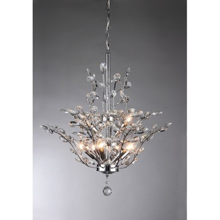 - Warehouse of Tiffany Anastasia Leaf RL8000B Chandelier