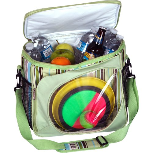 Picnic Plus 30 Can Insulated Leak Proof Sports Picnic Cooler