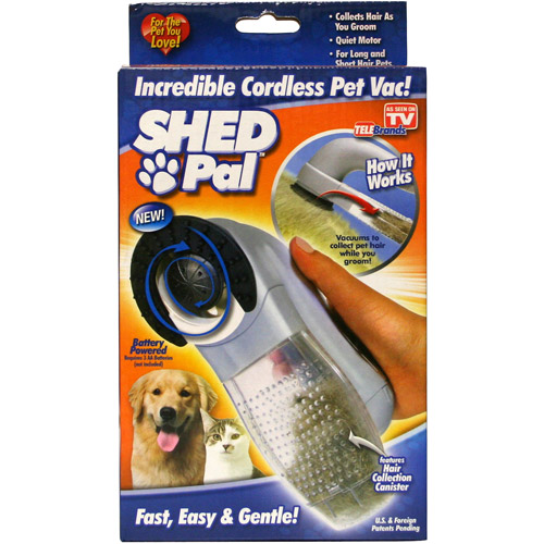 As Seen on TV SHED Pal Pet Fur Remover