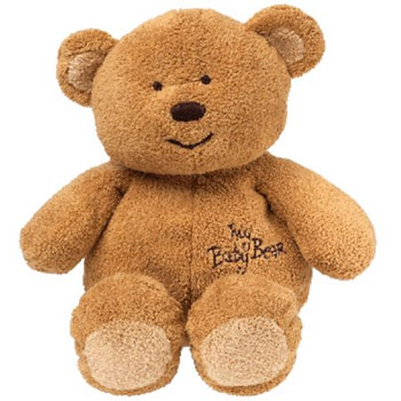 - Baby TY - MY BABY BEAR (Brown) Rare!