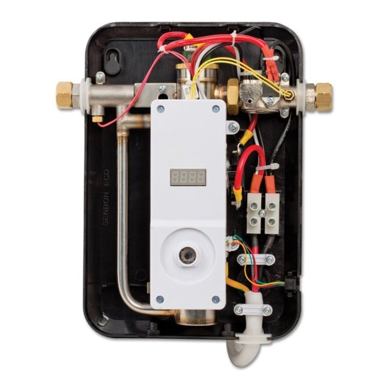 ecosmart 8 kw self-modulating 1.55 gpm electric tankless water