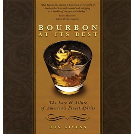 Bourbon at its Best - eBook