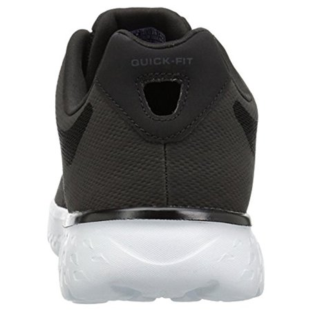 3237f760ba0ea Skechers - Skechers Performance Men's Go Run 400 Disperse Running Shoe,  Black/White Knit, 8.5 M US - Walmart.com