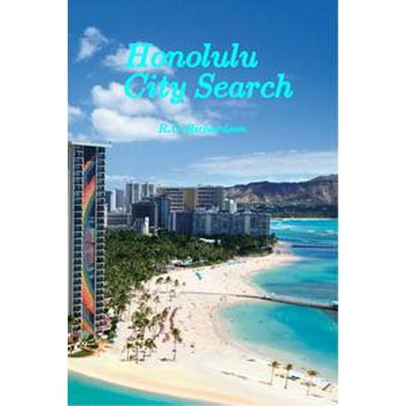 Honolulu City Search - eBook for $<!---->