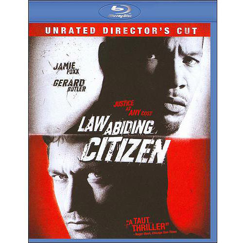 Law Abiding Citizen (Blu-ray) (Rated/Unrated) (Director's Cut)