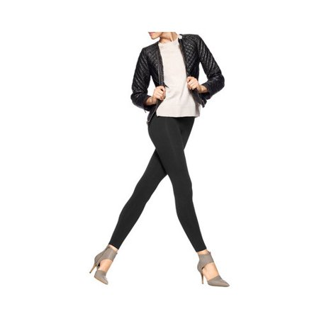 b1421824f5addd Hue - Women's HUE Ultra Tummy Shaping Legging - Walmart.com