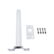 Rust-Proof Steel Bracket Pole Light Mounting Arm for Solar Powered Wall Street Wall Light Lamp