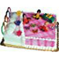 A1BakerySupplies Cake Decorating Kit CupCake Decorating Kit (Slumber Party)