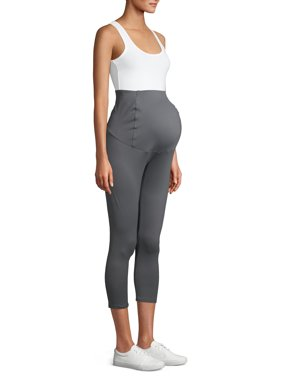 Maternity Time and Tru Active Capris Leggings