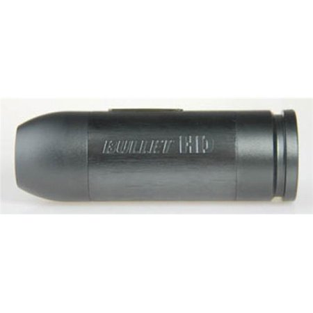 Samsung Bullet Camera - Bolan 85001-Gray 12 MP Bullet Fish Eye HD 1280x720 Wearable Sports Waterproof Digital Video Camera - Gray