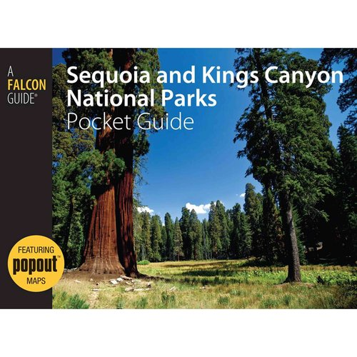 Falcon Sequoia and Kings Canyon National Parks: Pocket Guide