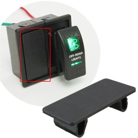- Panel Holder Blanking Plate Standard Size Fit For ARB Carling Rocker Switch 1pc MATCC