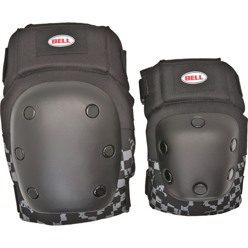 Bell Flow 300 Adult Knee and Elbow Pad Set