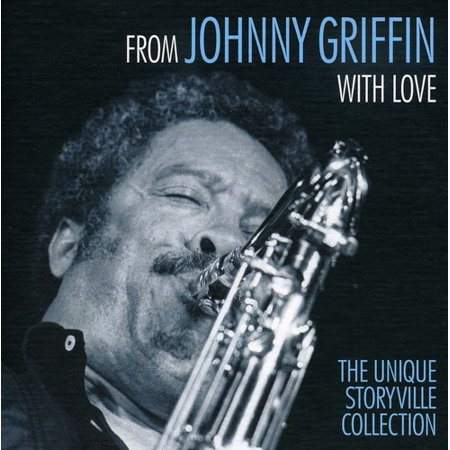 From Johnny Griffin With Love  Includes Dvd
