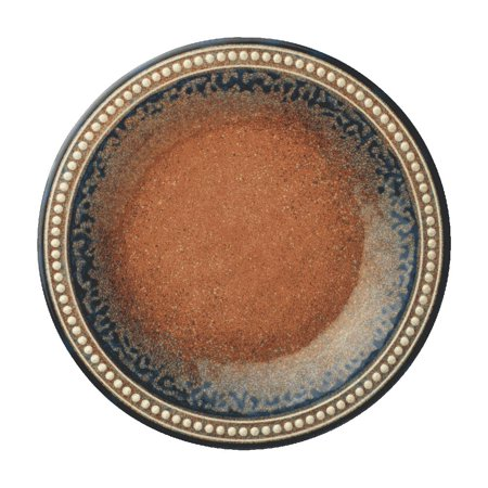 "Merritt International Coral Sandstone 8"" Round Salad Plate"