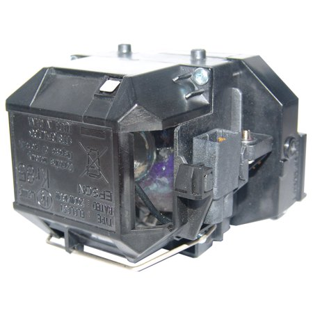 Original Osram Projector Lamp Replacement with Housing for Epson H376A - image 4 de 5