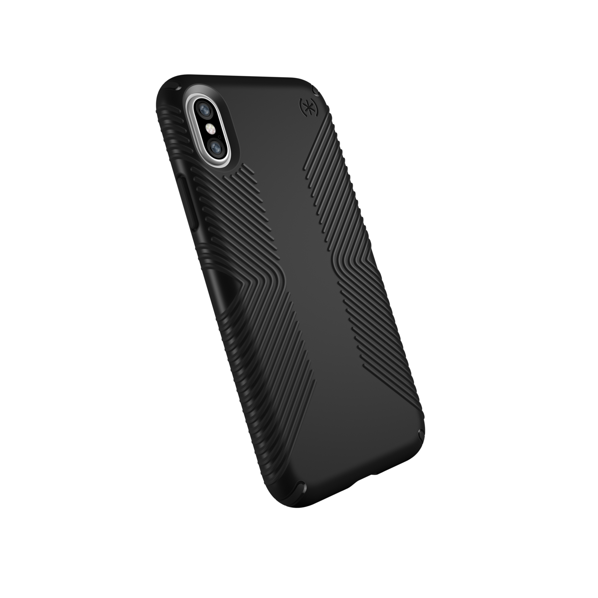 save off 7ba13 64d1f Speck Presidio Grip for iPhone X, Black