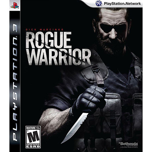 Rogue Warrior (PS3) - Pre-Owned