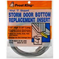 Storm Door Bottom Seal