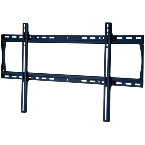 "Peerless SmartMount Universal Flat Wall Mount for 37"" - 63"" TVs, Black"