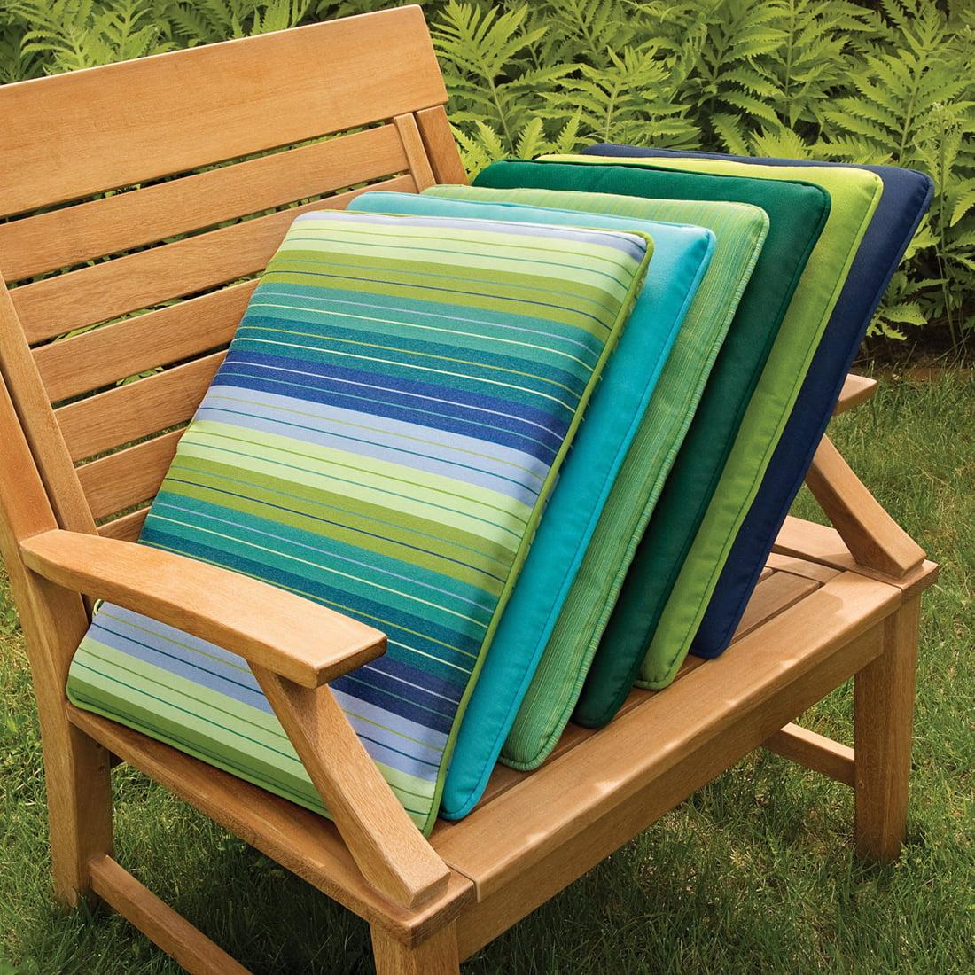 Adirondack Chair Cushion - Natural Canvas