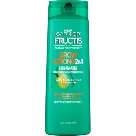 Garnier Fructis Grow Strong 2-in-1 Shampoo & Conditioner 12.