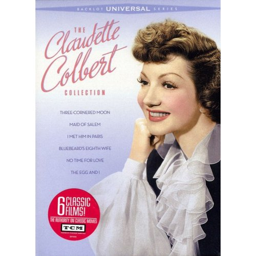 Claudette Colbert Collection (Full Frame)