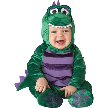 Dinky Dino Costume Infant 12-18 Months - image 1 of 1