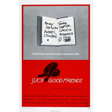 Such Good Friends Us Poster 1971 Movie Poster Masterprint