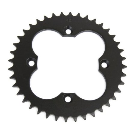 FS-1659 Rear Sprocket, Manufactured by Factory Spec Rear Sprocket for Honda  ATV 40 tooth, rear steel Sprocket 520 pitch Made in China Sprocket may not