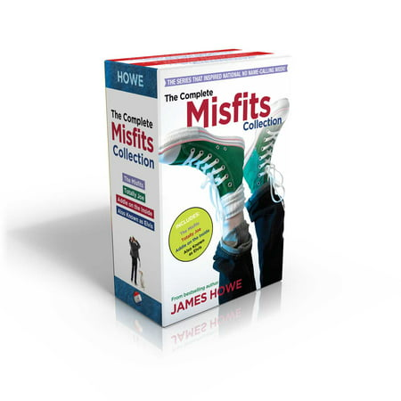 The Complete Misfits Collection : The Misfits; Totally Joe; Addie on the Inside; Also Known as
