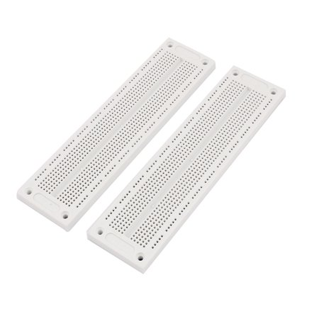 SYB-120 700 Holes 60x12 Plastic PCB Prototype Solderless Breadboard 2