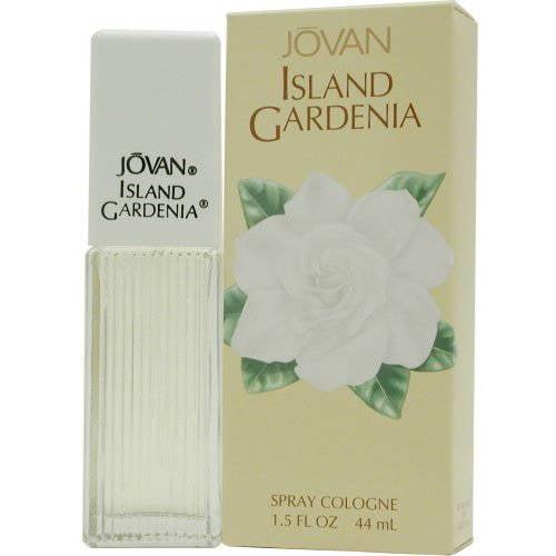 Island Gardenia Cologne