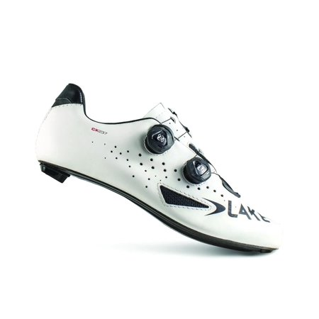 LAKE CX 237 Road Shoe White/Black 39.5 -  3009525