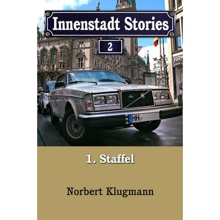 Innenstadt Stories 01-02 - eBook (Wasserturm Innenstadt)