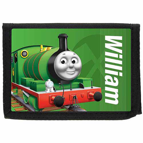 Personalized Thomas & Friends Percy Wallet