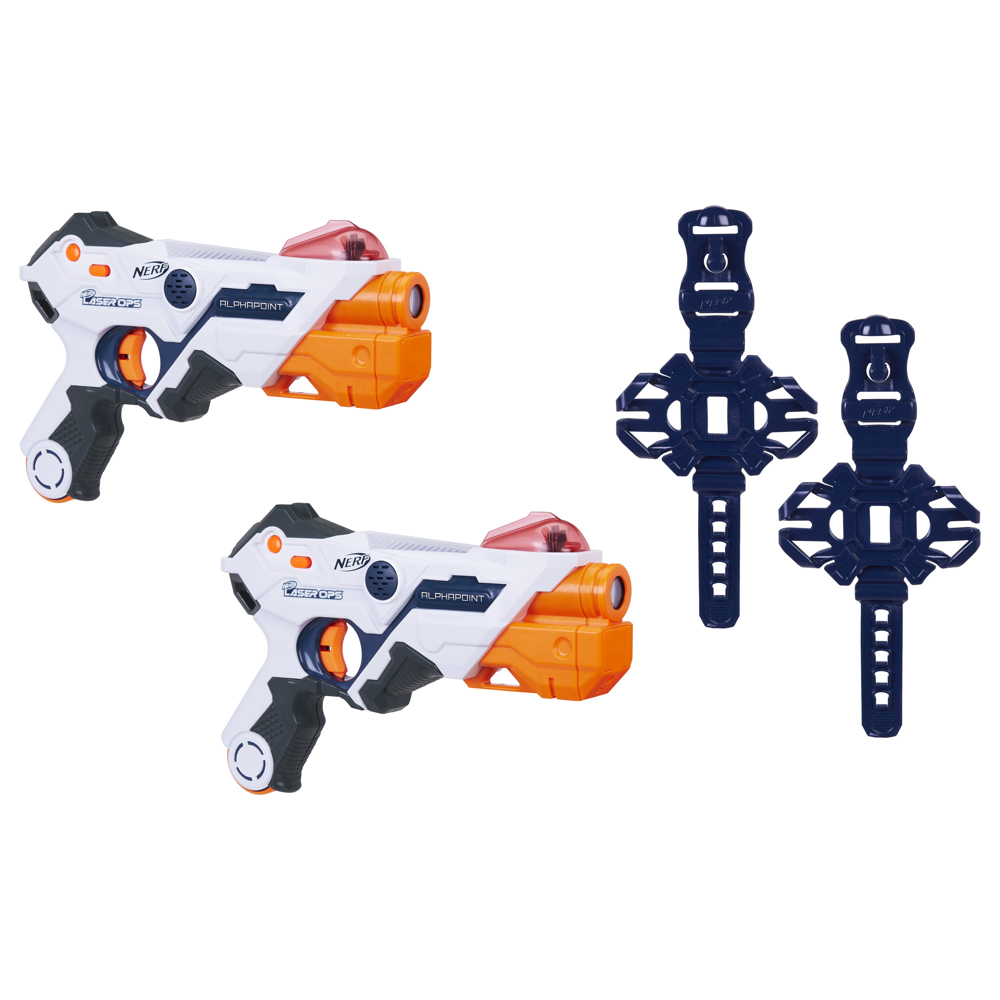 Nerf Laser Ops Pro AlphaPoint 2-Pack by Hasbro